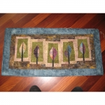 5 Leaves Wall Hanging